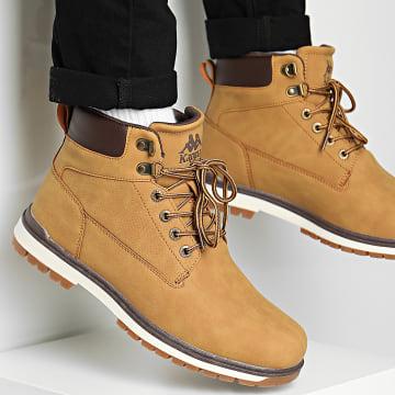 Kappa - Boots Gunter 3117KTW Tan Dark Brown