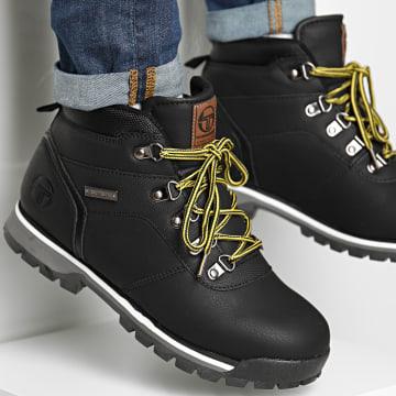 Sergio Tacchini - Boots Mitchel NBX STM021100 Black