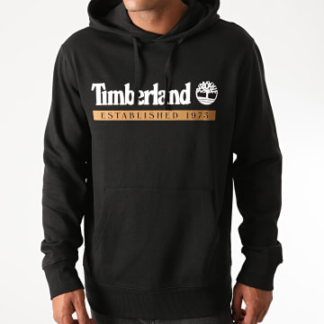 Timberland - Sweat Capuche A2AMS Noir