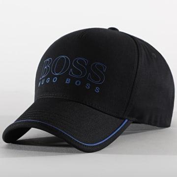 BOSS - Casquette 50435578 Noir