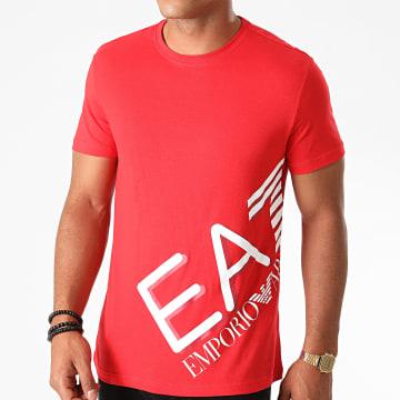 EA7 - Tee Shirt 6HPT07-PJA2Z Rouge
