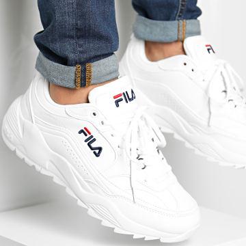 Fila - Baskets Overtake 1010928 White