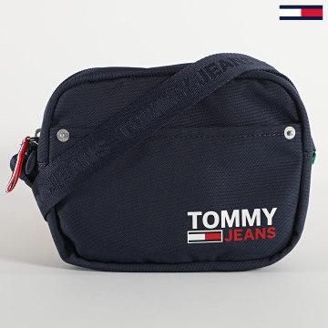 Tommy Jeans - Sacoche Femme Campus Girl Crossbody 8956 Bleu Marine