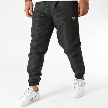 Umbro - Pantalon Jogging 806200-60 Noir Doré