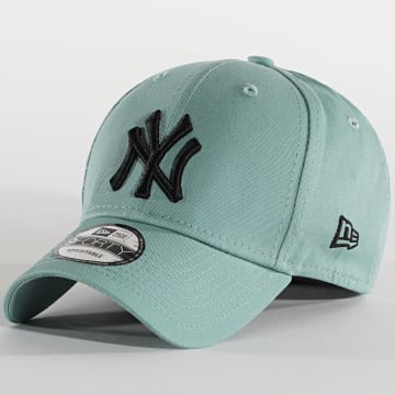 New Era - Casquette 9Forty League Essential 12490165 New York Yankees Turquoise
