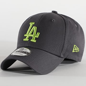 New Era - Casquette 9Forty League Essential 12490172 Los Angeles Dodgers Gris