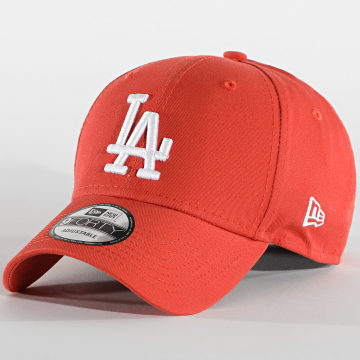 New Era - Casquette 9Forty League Essential 12490173 Los Angeles Dodgers Orange