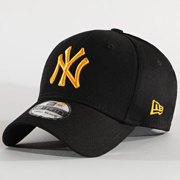 New Era - Casquette Fitted 39Thirty 12490190 New York Yankees Noir