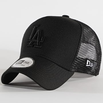 New Era - Casquette Trucker Diamond Era 12490286 Los Angeles Dodgers Noir
