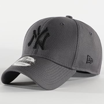New Era - Casquette 9Forty Diamond Era 12490288 New York Yankees Gris