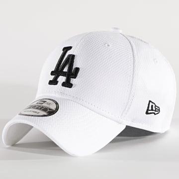 New Era - Casquette 9Forty Diamond Era 12490291 Los Angeles Dodgers Blanc