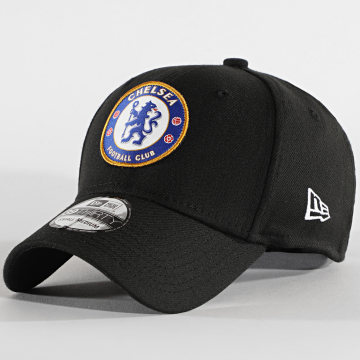 New Era - Casquette Fitted 39Thirty 12503923 Chelsea FC Noir