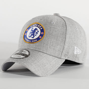 New Era - Casquette 9Forty Heather 12503927 Chelsea FC Gris Chiné