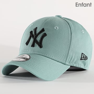 New Era - Casquette 9Forty League Essential 12513995 New York Yankees Turquoise