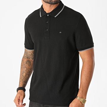 Calvin Klein - Polo Manches Courtes 2745 Noir