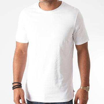 Jack And Jones - Tee Shirt Organic Basic Blanc