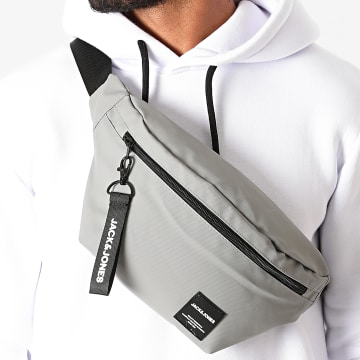 Jack And Jones - Sac Banane Crex Gris