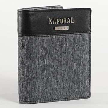 Kaporal - Portefeuille Lutec Gris