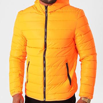 MTX - Doudoune Capuche 149 Orange Fluo