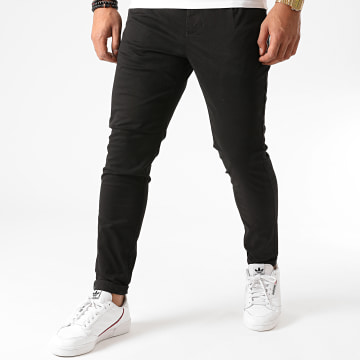 Only And Sons - Pantalon Chino Cam PG 6775 Noir