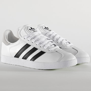 Adidas Originals - Baskets Femme Gazelle FU9910 Footwear White Core Black Cryo White