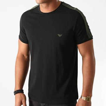 Emporio Armani - Tee Shirt A Bandes 111890-0A717 Noir