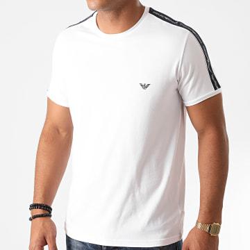 Emporio Armani - Tee Shirt A Bandes 111890-0A717 Blanc