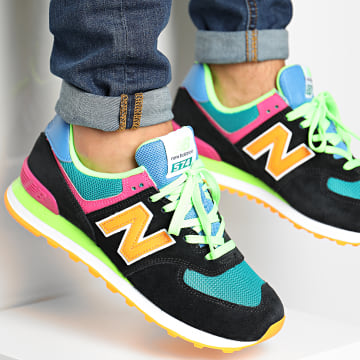 New Balance - Baskets Classics 574 Black