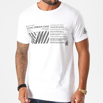 Project X - Tee Shirt 2010123 Blanc