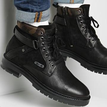 Redskins - Boots Hernia JS52102 Noir