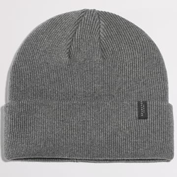 Selected - Bonnet Loyd Gris Chiné