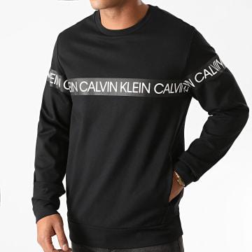 Calvin Klein - Sweat Crewneck GMF0W319 Noir