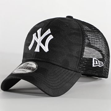 New Era - Casquette Trucker Seasonal The League New York Yankees 12490015 Noir Camouflage