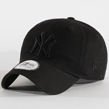 New Era - Casquette Washed Casual Classic 12489964 New York Yankees Noir