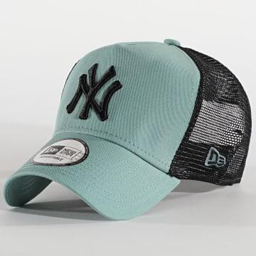 New Era - Casquette Trucker League Essential 12490145 New York Yankees Turquoise