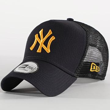 New Era - Casquette Trucker League Essential 12490146 New York Yankees Bleu Marine