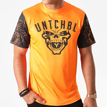 Untouchable - Tee Shirt Maillot Orange Fluo