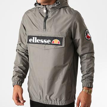 Ellesse - Veste Outdoor Capuche Mont 2 SHG06040 Gris Anthracite