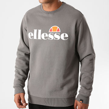 Ellesse - Sweat Crewneck Succiso SHG07930 Gris Anthracite