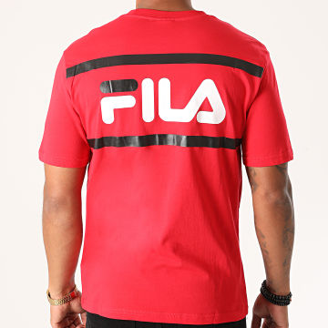Fila - Tee Shirt Sayer 687990 Rouge