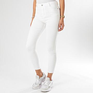 Girls Only - Pantalon Femme F632-2 Ecru