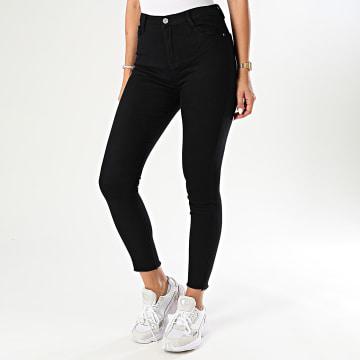 Girls Only - Pantalon Femme F632-1 Noir