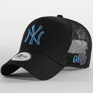 New Era - Casquette Trucker League Essential 12490150 New York Yankees Noir