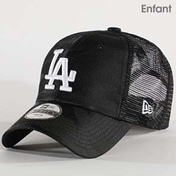 New Era - Casquette Trucker Enfant 9Forty Seasonal The League 12513985 Los Angeles Lakers Noir Camo