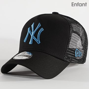 New Era - Casquette Trucker Enfant 9Forty League Essential 12514007 New York Yankees Noir