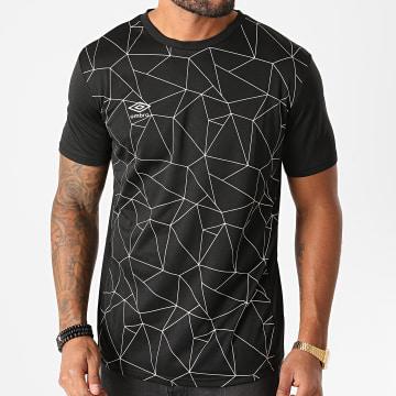 Umbro - Tee Shirt 807330-60 Noir Doré