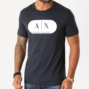 Armani Exchange - Tee Shirt 6HZTED-ZJA5Z Noir