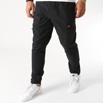 Ellesse - Pantalon Cargo Paolos SHG09806 Noir