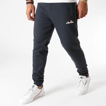Ellesse - Pantalon Jogging Diruta SXG09897 Bleu Marine Réfléchissant