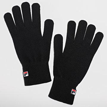 Fila - Gants Basic Noir